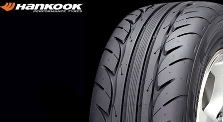 Hankook Track Day Tyre